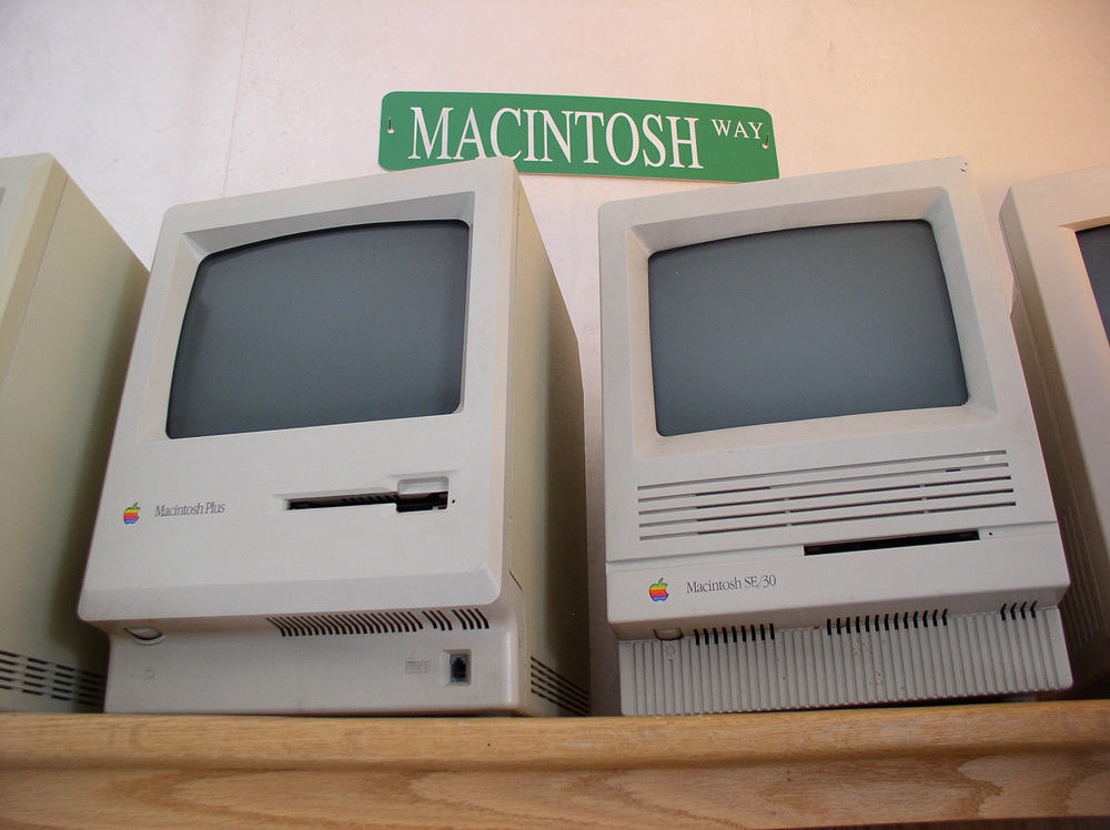 The Vintage Mac Museum » 68k Macintosh