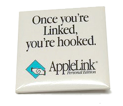 Once you're Linked, you're hooked - AppleLink