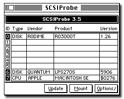 SCSIProbe
