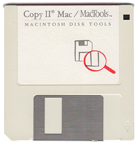 Copy II Mac Disk