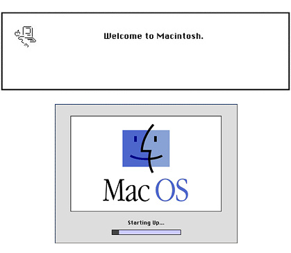 Welcome to Macintosh and Mac OS