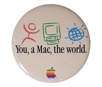 You a Mac the World