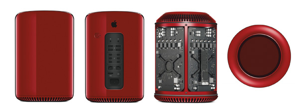 Product (RED) Mac Pro