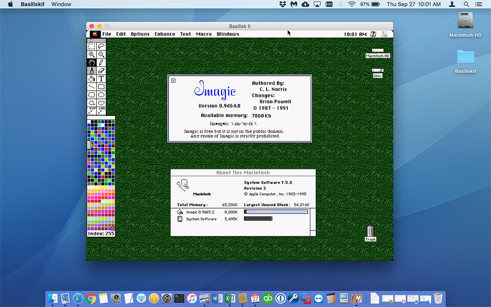 The Vintage Mac Museum » Blog Archive » Keeping Old Mac Software
